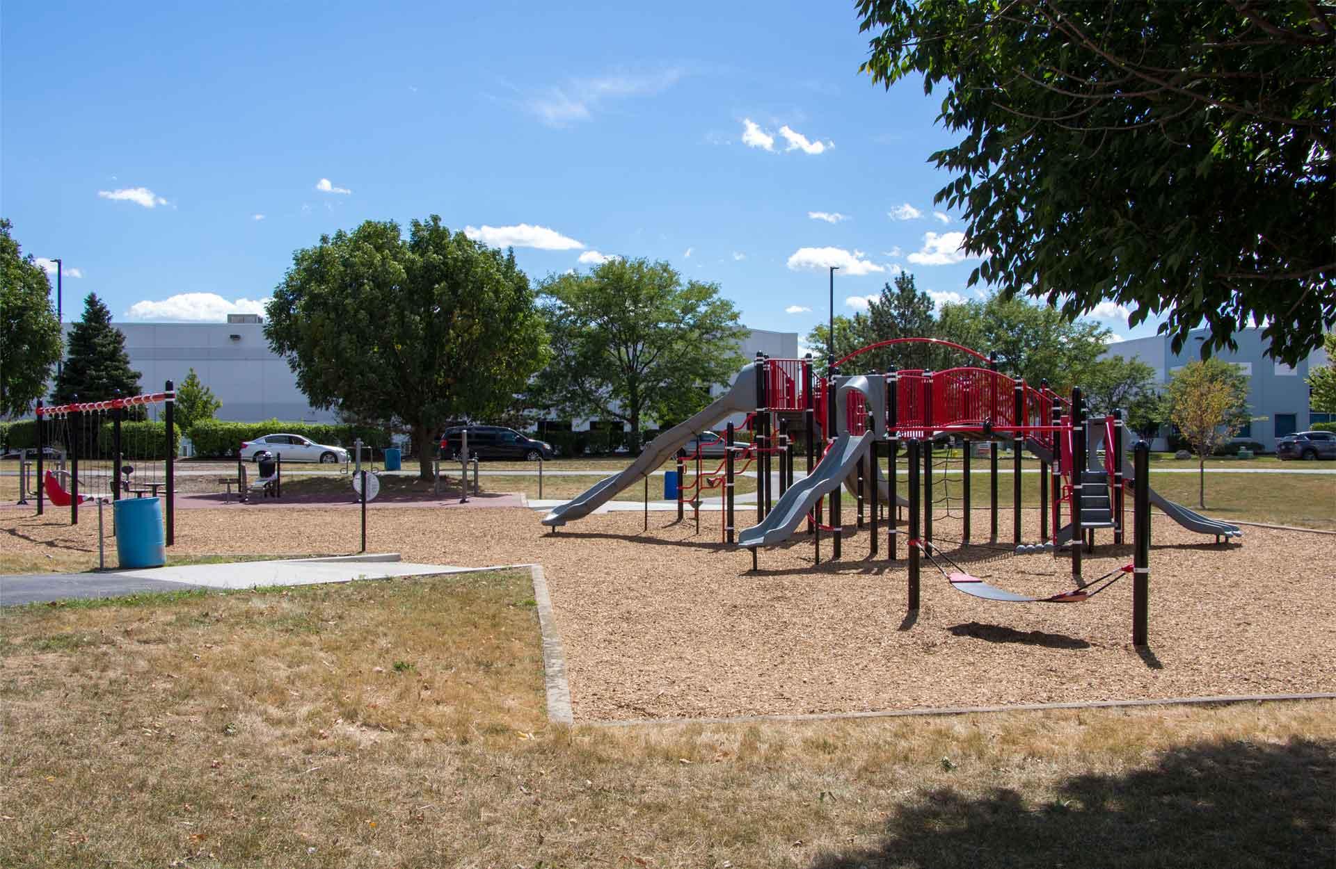 Bolingbrook Park District Remington Lakes Sports Complex