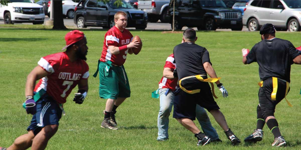Annerino Community Center Flag Football